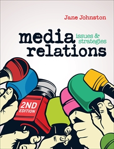 Media Relations issues and strategies cover